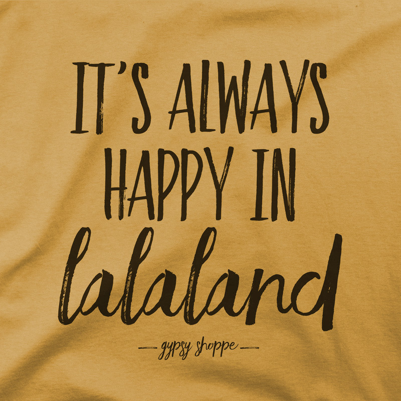 It's Always Happy In Lalaland Detail---Gypsy-Shoppe